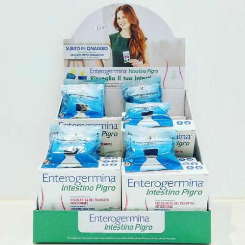 packs of Enterogermina