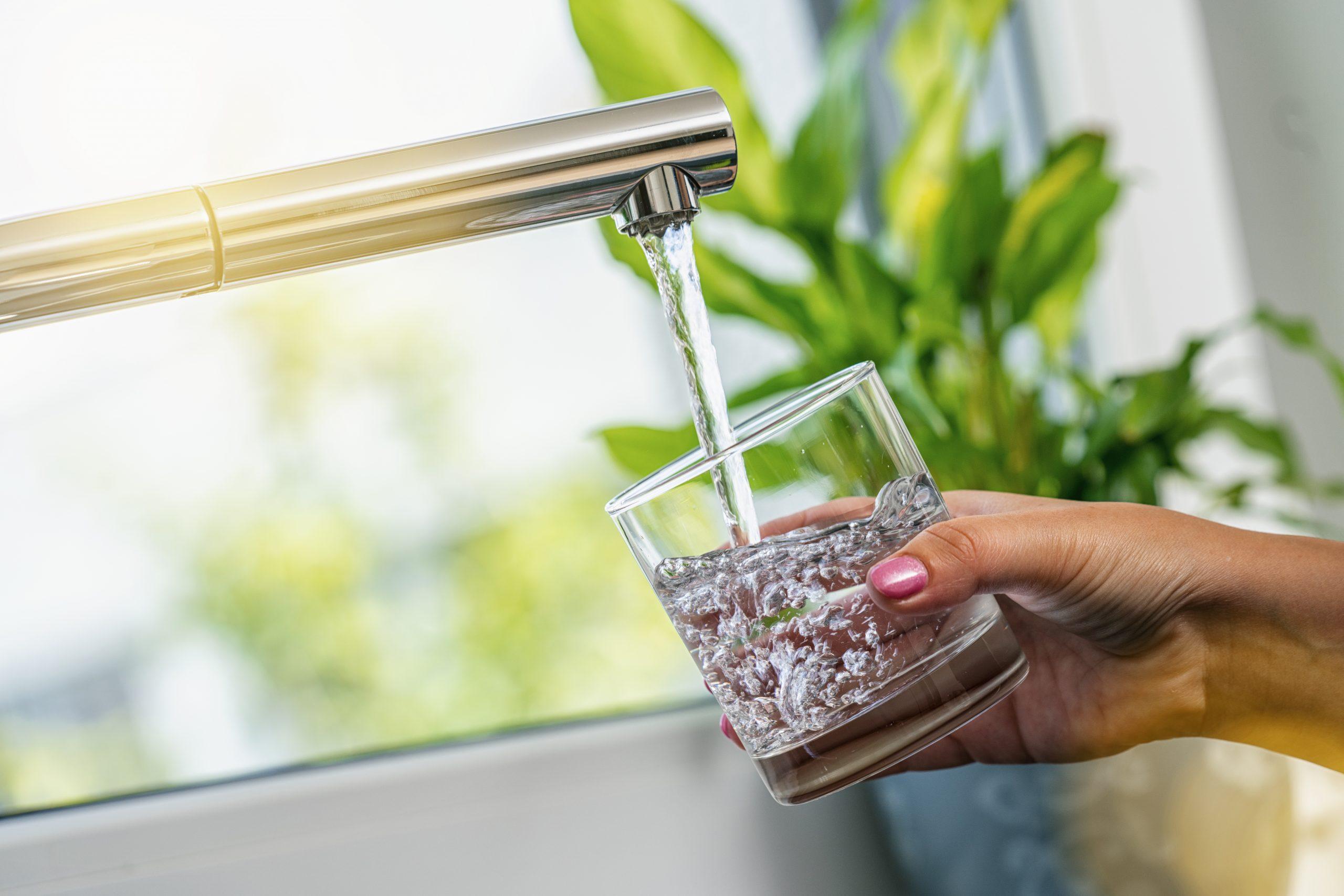 Tap Water Vs. Bottled Water