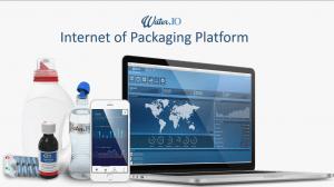 Water.io - Internet of Packaging Platform