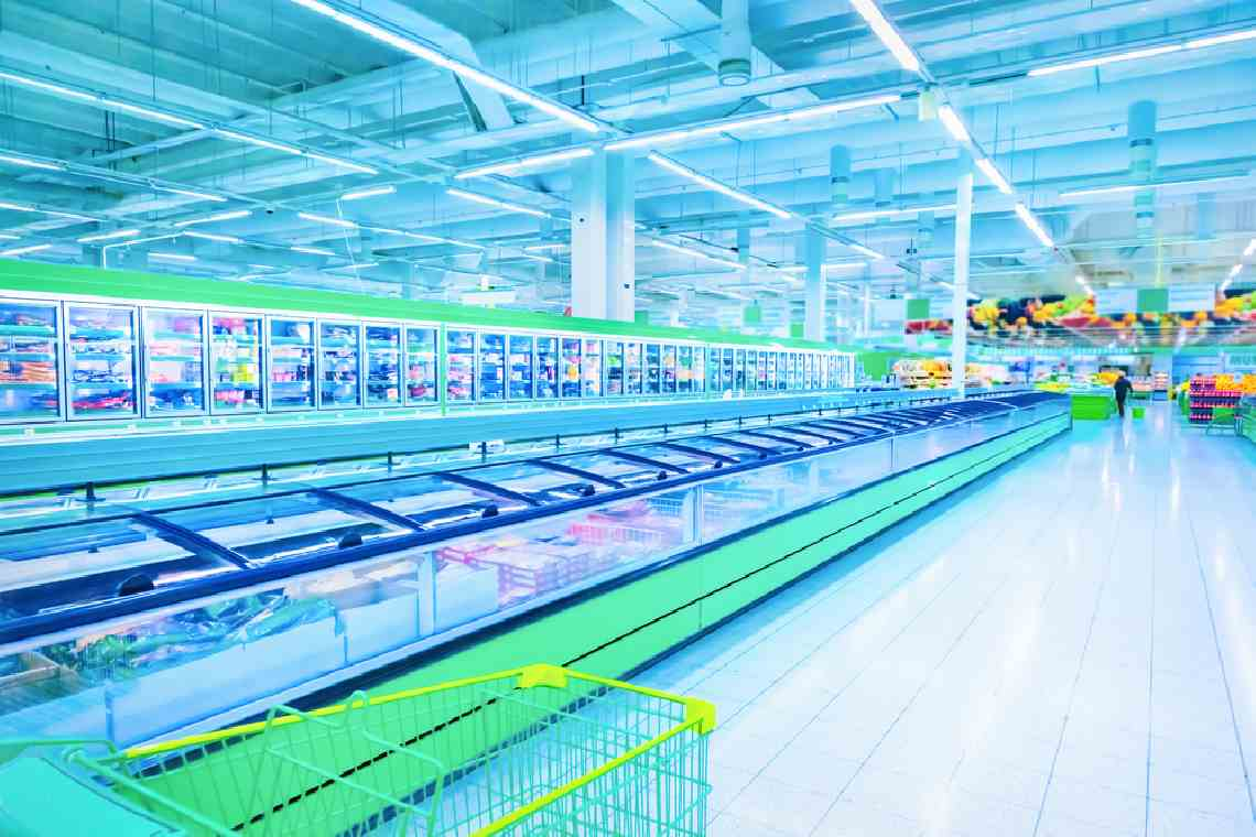 The Effects of Cold Chain Logistics on Food