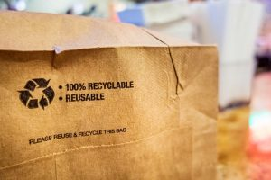 recyclable and reusable bag