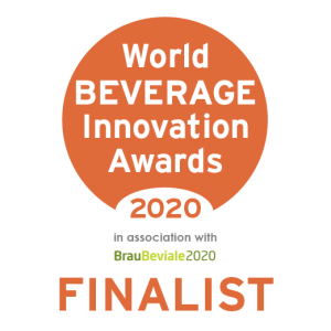 World Beverage Innovation Awards 2020 Finalist Logo