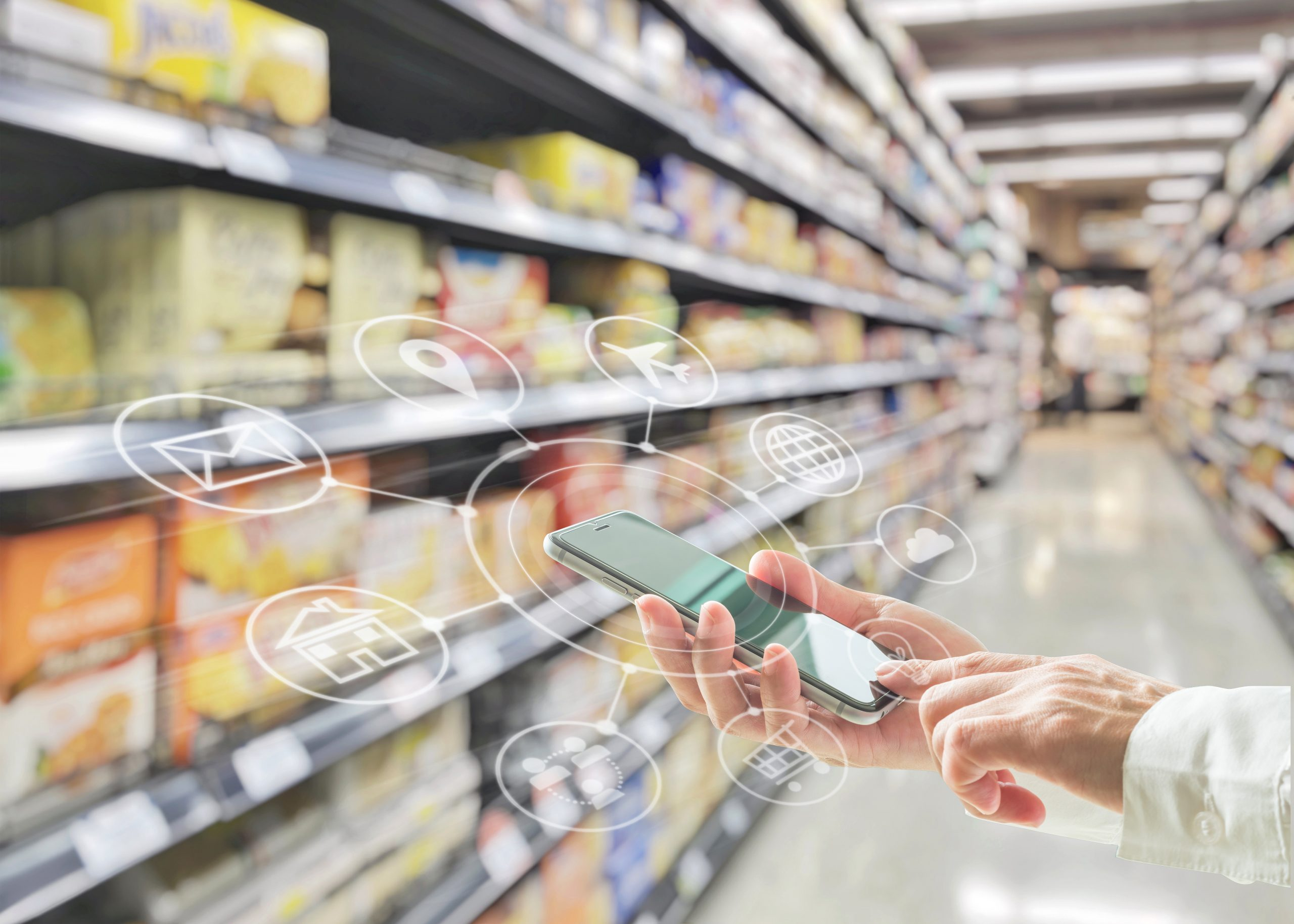 How the Internet of Things is Revolutionizing Consumer Packaged Goods