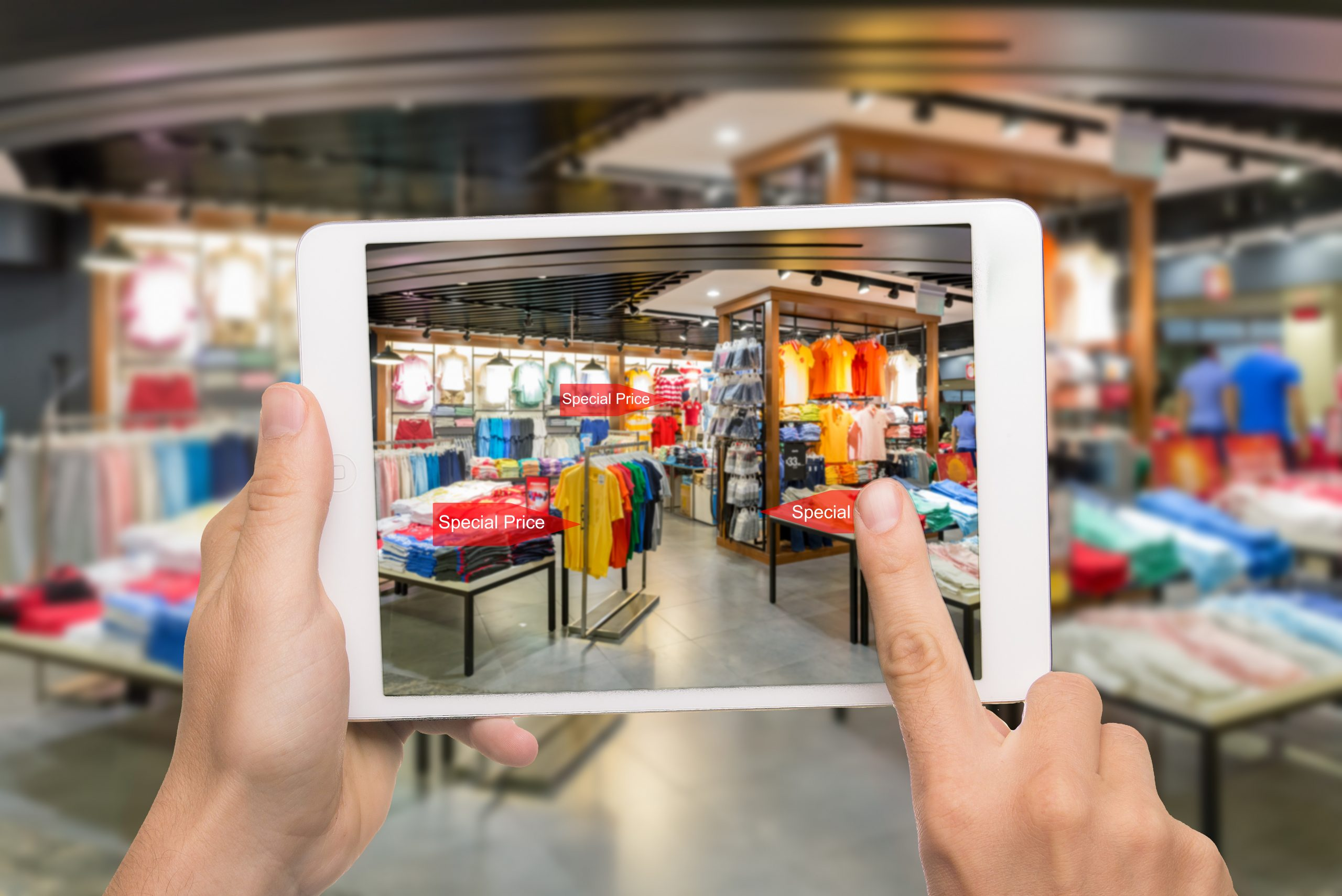 5 Ways the Internet of Retail Will Change the Way You Shop
