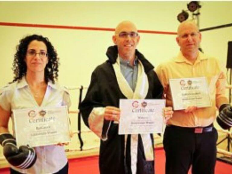 certificate holding team
