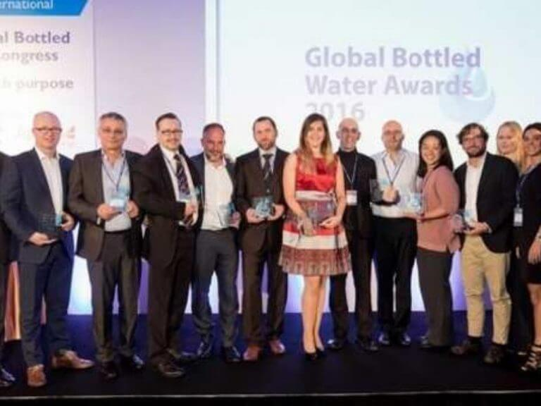 Global Bottled Water Awards 2016