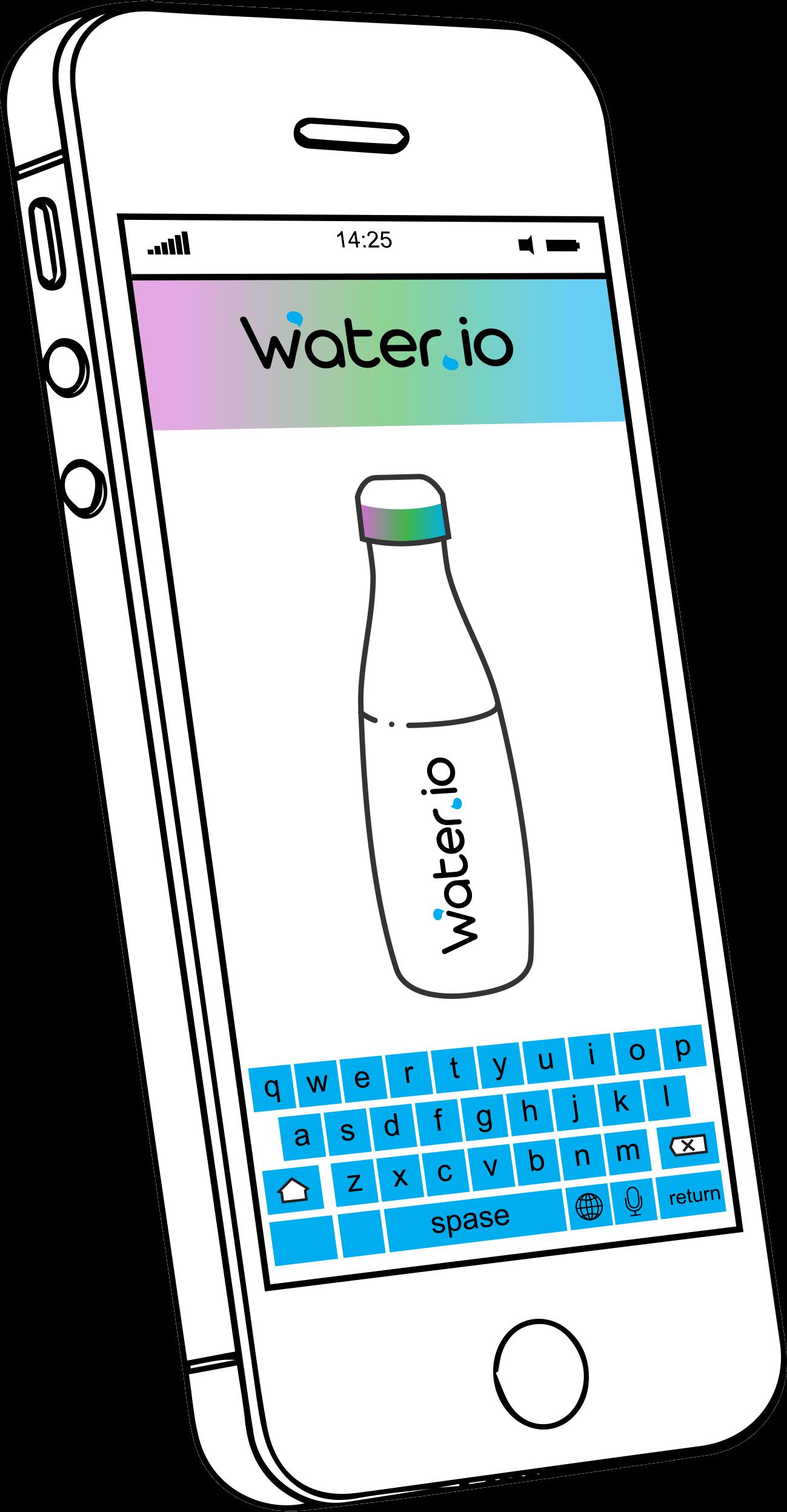 NEW App Water.io