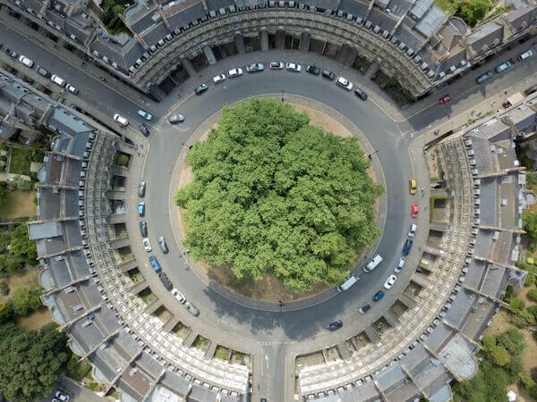 circular road